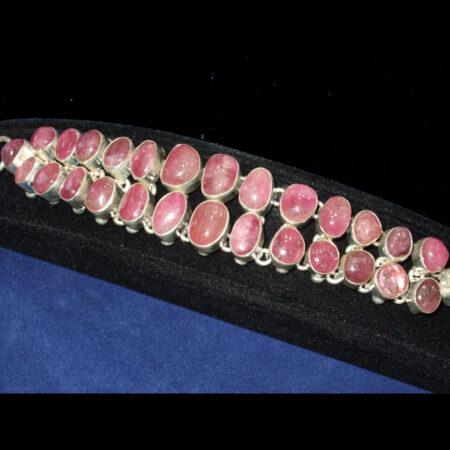 Tourmaline Twist Bracelet